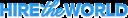 HiretheWorld logo