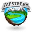 Tapstream logo