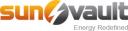 Sunvault Energy logo