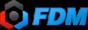 FDM Software logo