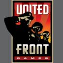 United Front Games logo