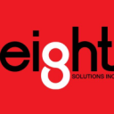 Eight Solutions logo