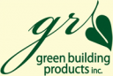 GR Green Building Products logo