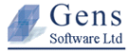 Gens Software logo