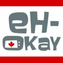 EH-Okay Entertainment logo