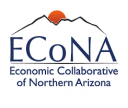 Economic Collaborative of Northern Arizona logo