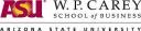 Arizona State University -  W.P. Carey School of Business logo
