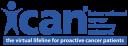 International Cancer Advocacy Network logo