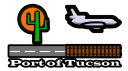 The Port of Tucson logo
