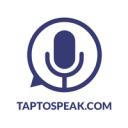 Tap to Speak logo