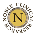 Noble Clinical Research logo