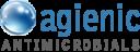 Agienic Antimicrobials logo