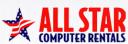 All Star Computer Rentals logo