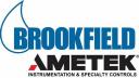 Ametek Brookfield logo