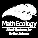 MathEcology logo