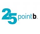 Point B,Inc. logo