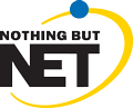 Nothing But NET logo