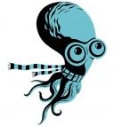 Flying Kraken logo