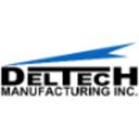 Del-Tech logo