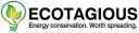Ecotagious logo