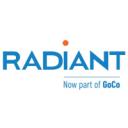 Radiant Communications logo