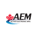 Active Electronic Manufacturing logo