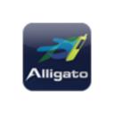 Alligato Mobile logo