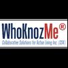 WhoKnozMe logo