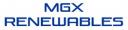 MGX Renewables logo