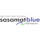 Sasamat Blue logo