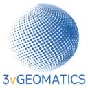 3V Geomatics logo