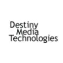 Destiny Media Technologies logo