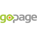 GoPage logo