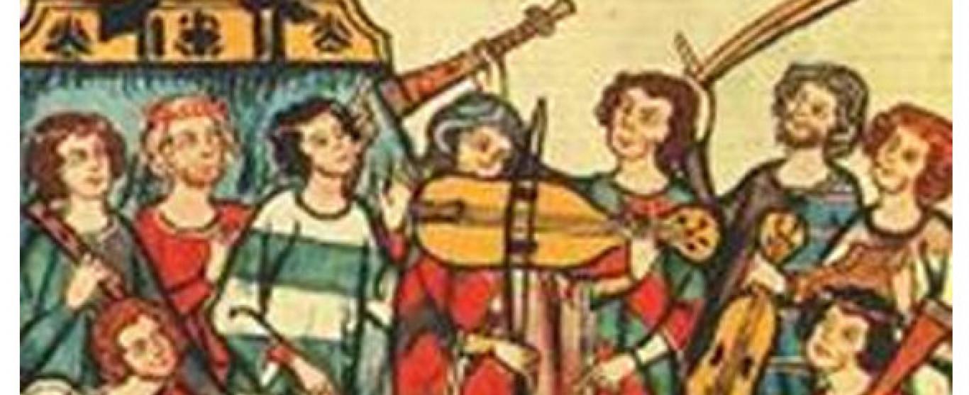 À Classique...! ce mercredi 22 février dès 11h00 : La musique au Moyen Age (XII et XIIIe siècles)