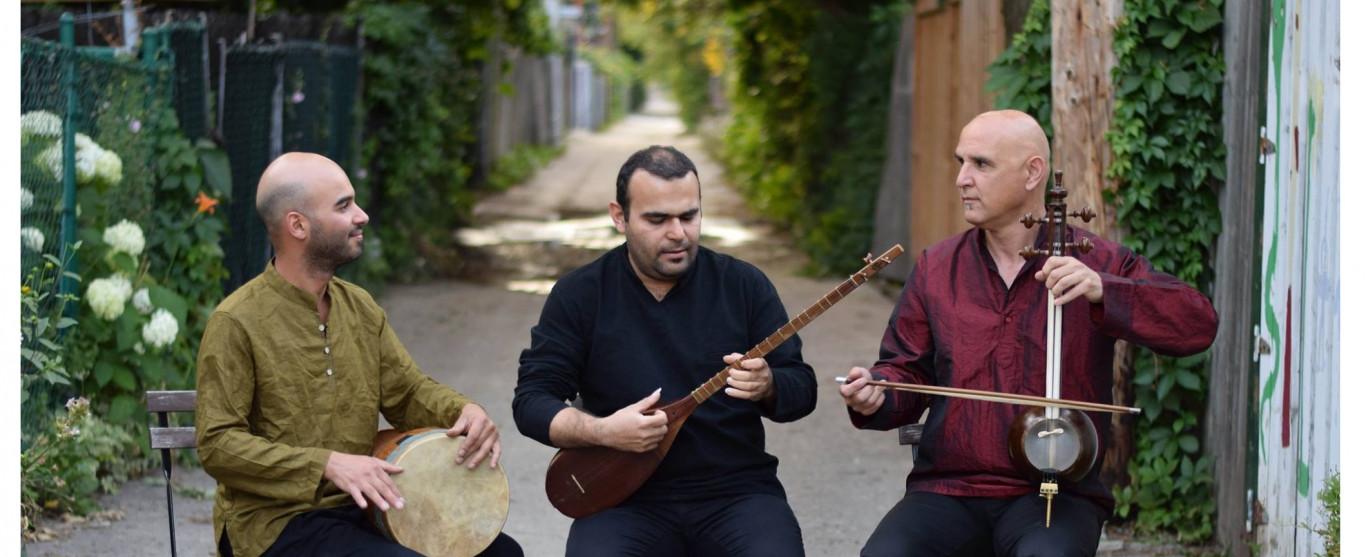 Ce mardi 14 mars dès 18h00 à l'émission Le Voyage Imaginaire : musique persane