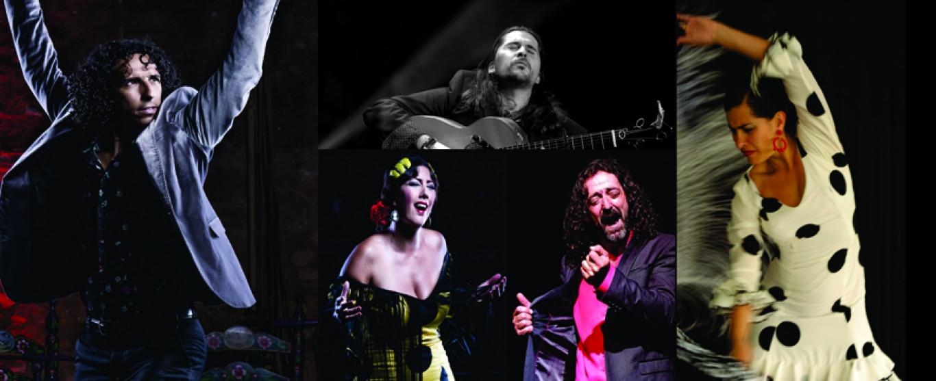 Ce mardi 16 mai dès 18h00 à l'émission  Le Voyage Imaginaire : Flamenco