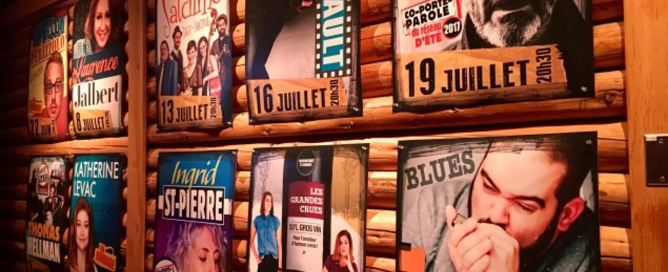 À Qulture ce jeudi 18 mai dès 11h00 : Pierre Flynn et Ingrid St-Pierre pour la tournée estivale du Roseq