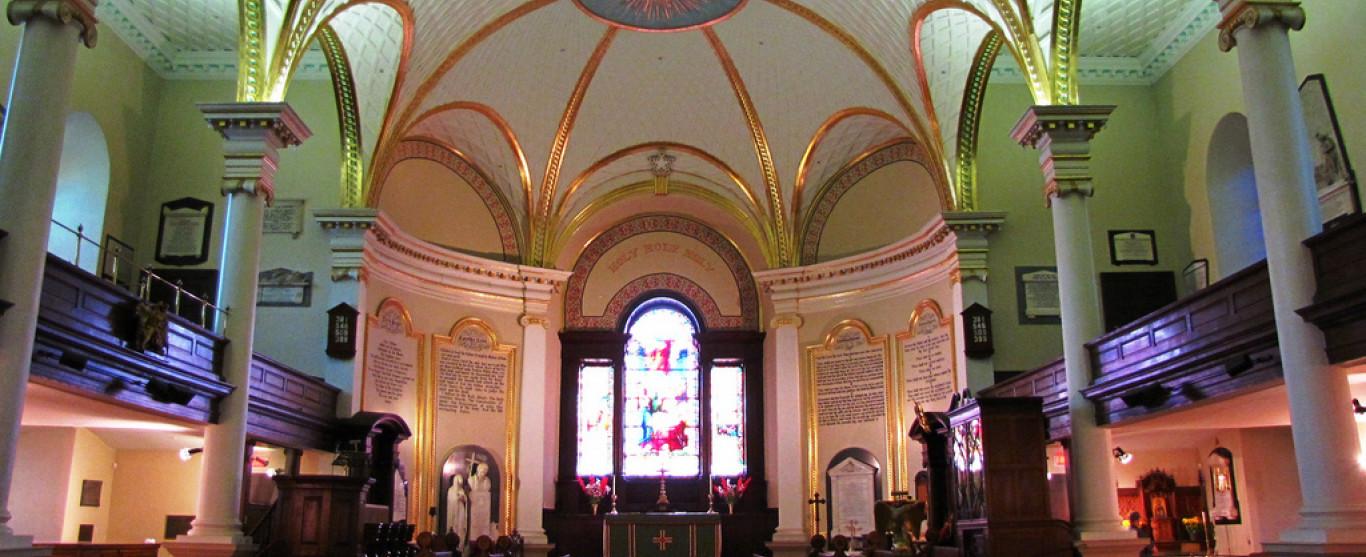 À la Cathédrale Holy Trinity de Québec, ce jeudi 25 mai à 20h00, le Quatuor Crema y présente son concert