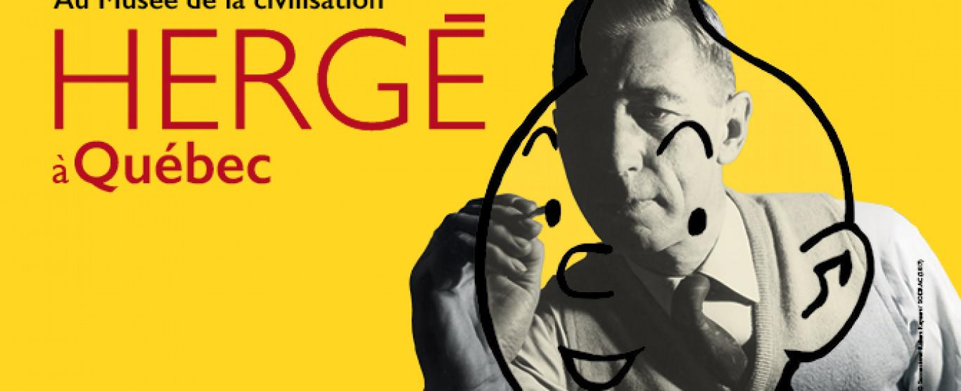 À Qulture ce jeudi 22 juin dès 11h00 : Michel Rivard pour la fête nationale et l'expo Hergé au Musée de la civilisation