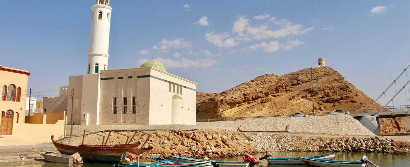 Ce jeudi 14 septembre, 10h00, Émission Ici et Ailleurs: Le Sultanat d'Oman