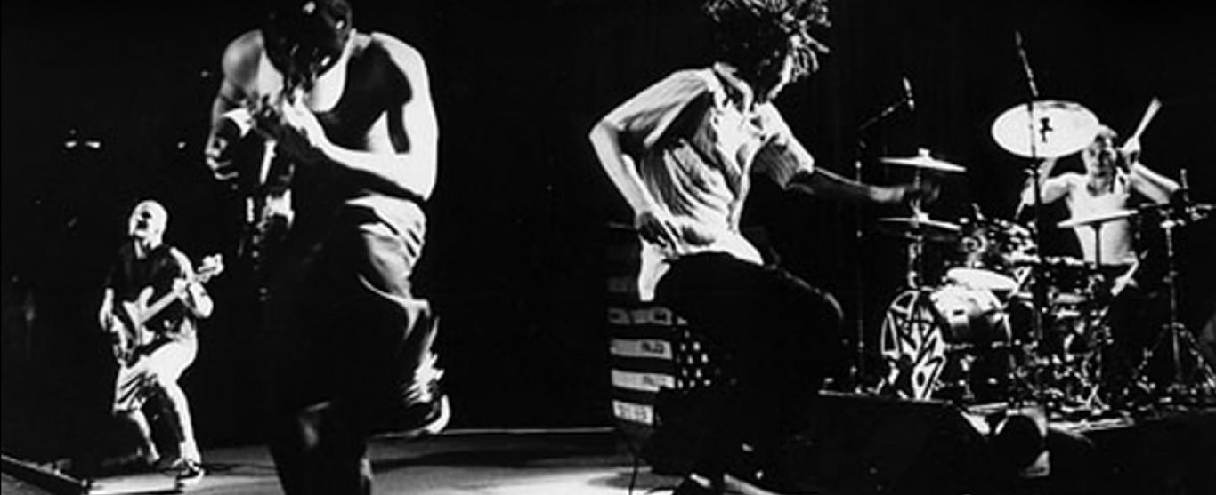 À Intégrale ce vendredi 15 septembre dès 21h00 : L'album éponyme de Rage Against The Machine