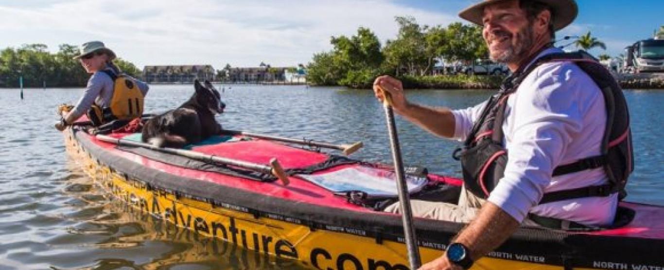 Voyage en canot à travers le Canada: ce jeudi 26 octobre de 10 à 11 hres à l'émission Ici et Ailleurs