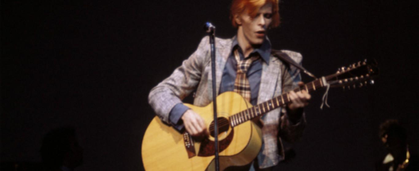 À Intégrale ce vendredi le 12 janvier dès 21h00 : Diamond Dogs de David Bowie