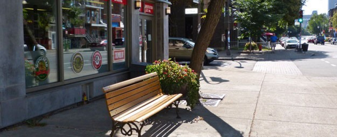Controverse sur le retrait de bancs publics : une action collective prévue ce dimanche