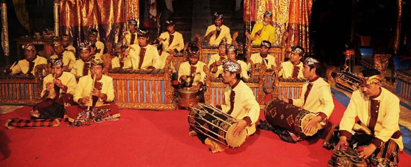 Ce jeudi 13 septembre à l'émission Le Voyage Imaginaire : musique indonésienne