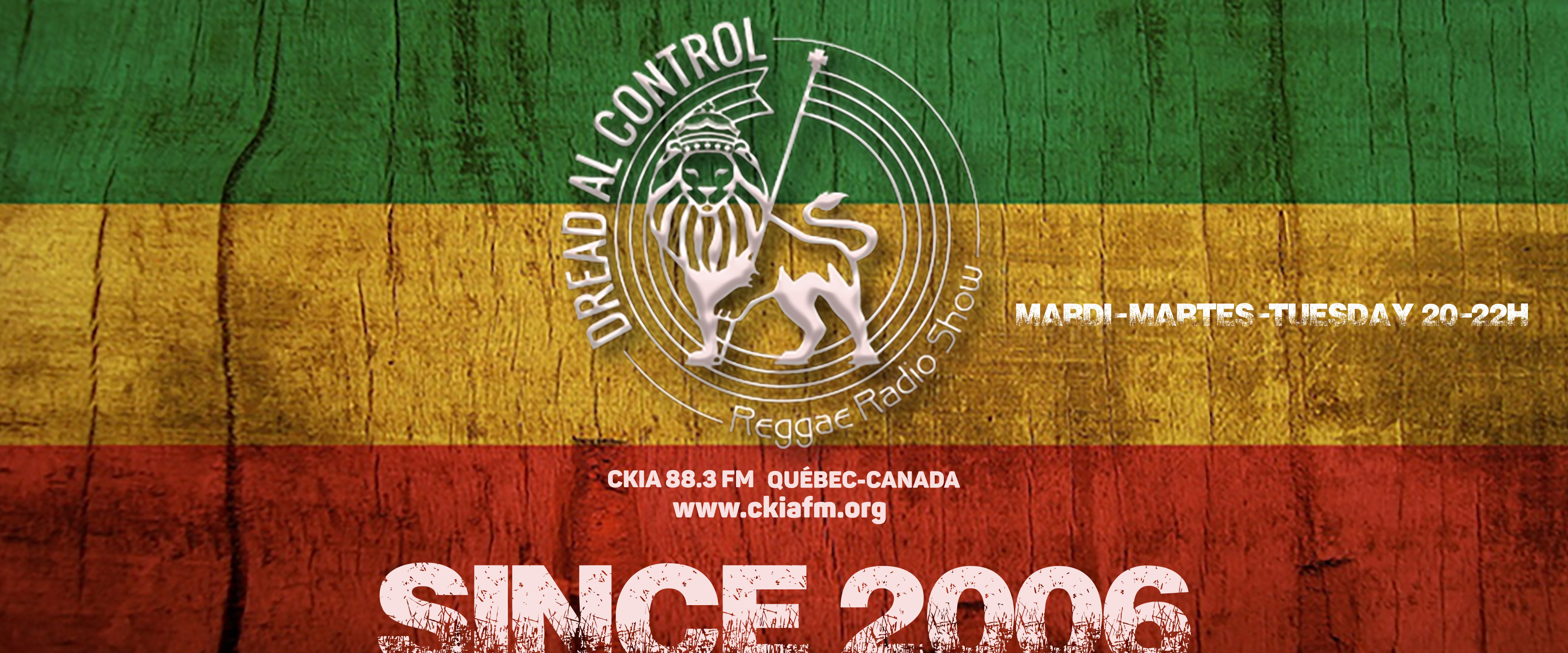 Playlist Best of 2018 Dread Al Control Reggae Radio Show 2018-01-08