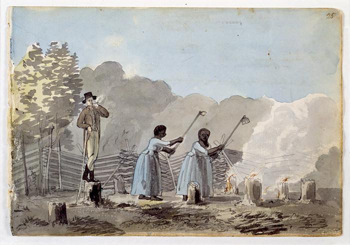 Langue Wendat / Esclavage en Nouvelle-France