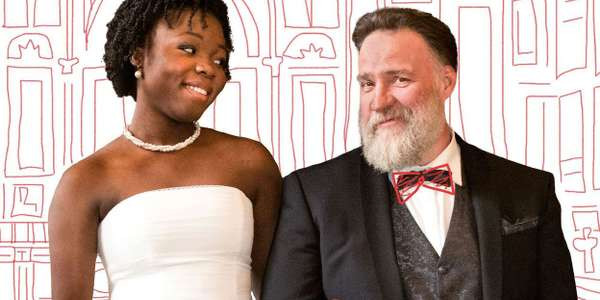 David Lambert et Rachel Mwanza à Mondes musicaux