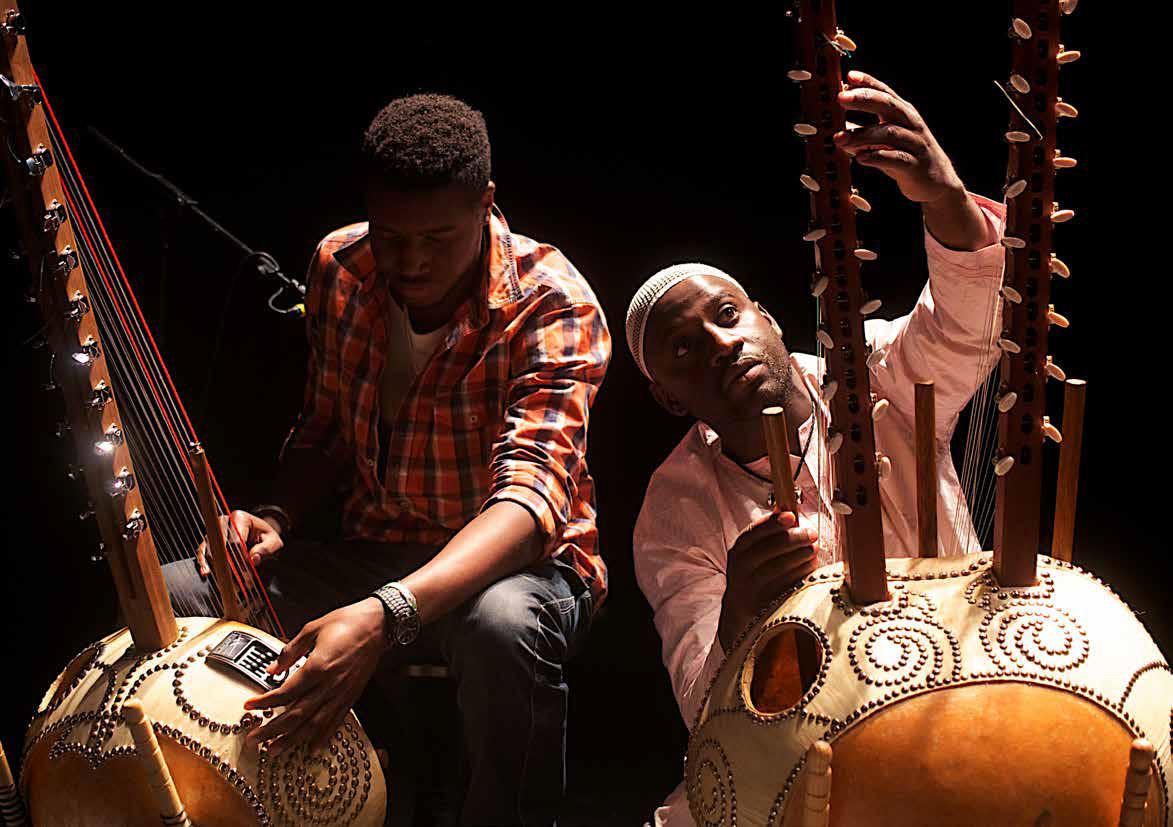 À Jazz Bazar le dimanche 10 mars dès 18h00 : Manuel Valera Trio, Seckou Keita, Eyevin Apocalypse 8, Papagroove,…