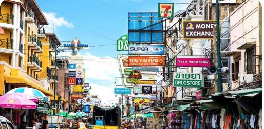 Deux collègues en Thaïlande, ce jeudi 7 novembre, de 10 à 11 hres, à l'émission Ici et Ailleurs